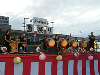 夏祭り(花火大会)